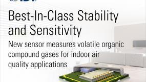 AIR SGAS707 ANALOGUE O//P Pack of 2 GAS SENSOR SGAS707