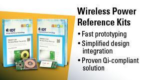 Wireless Charging ICs, Wireless Power ICs | IDT