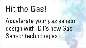 Gas Sensors – TVOC, VOC, Hydrogen, Flammable | IDT