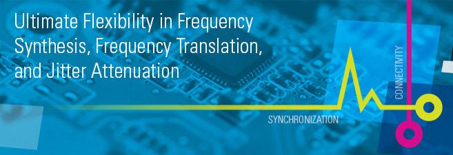 Universal Frequency Translators (UFT™)   IDT